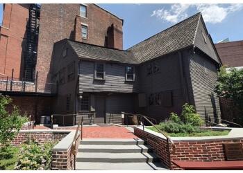 Boston landmark Paul Revere House