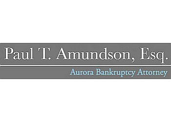 Paul T. Amundson, Esq Aurora Bankruptcy Lawyers