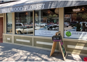 Fort Collins florist Paul Wood Florist