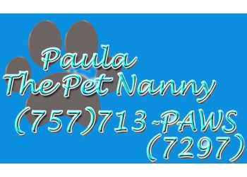 Newport News dog walker Paula The Pet Nanny LLC