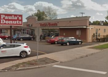 Buffalo donut shop Paula's Donuts