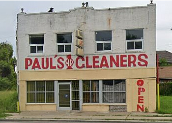 Detroit dry cleaner Paul's Fuller Cleaners