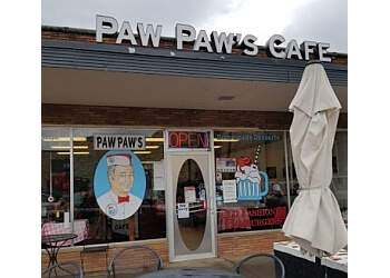 Garland cafe Paw Paw's