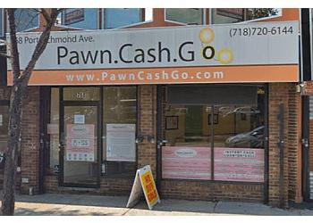 New York pawn shop Pawn. Cash. Go.