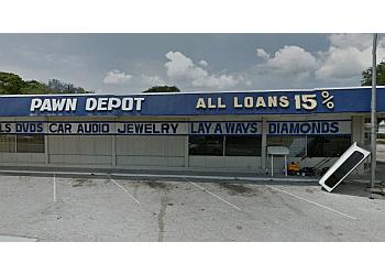 St Petersburg pawn shop Pawn Depot