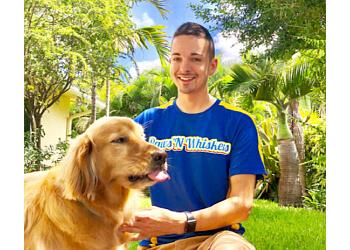 Fort Lauderdale dog walker Paws'N Whiskers