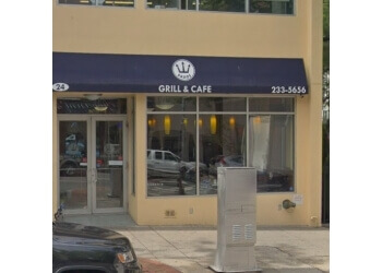 Yonkers cafe Paxos Grill Cafe