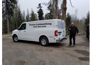 Visalia locksmith Paxton Locksmithing
