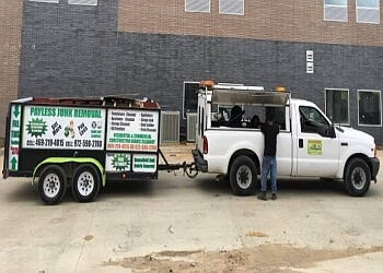 Garland junk removal Payless Junk Removal