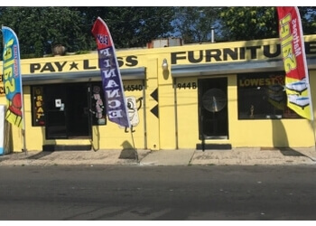 Newark furniture store Payless Mattress
