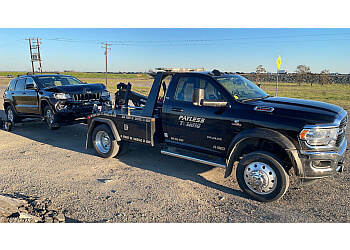 San Francisco towing company Payless Towing