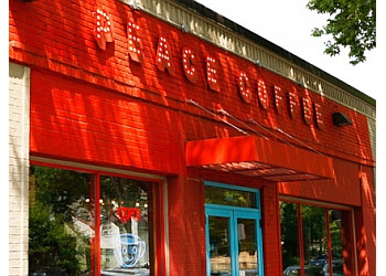 Minneapolis cafe Peace Coffee