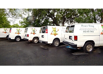 Austin carpet cleaner Peace Frog Carpet & Tile Cleaning