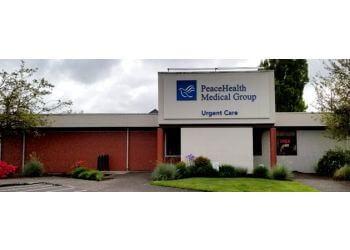 Eugene urgent care clinic PeaceHealth Urgent Care