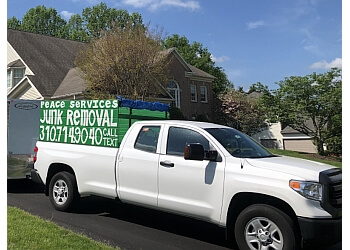 Alexandria junk removal Peace Services Junk Removal LLC