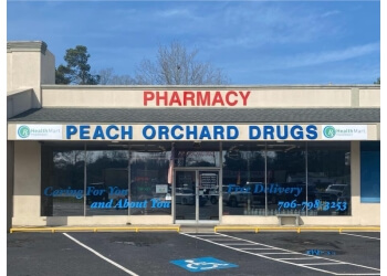 Augusta pharmacy Peach Orchard Drugs