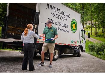 Atlanta junk removal Peachtree Junk Removal