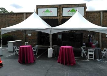 Atlanta rental company Peachtree Tents & Events