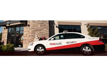 Salt Lake City security system Peak Alarm Company, Inc.