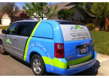 Fresno house cleaning service Peak Cleaning