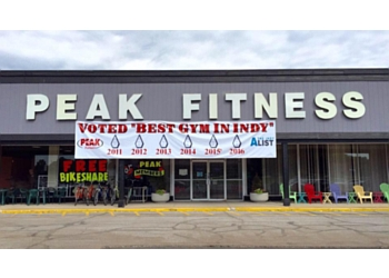 Indianapolis gym Peak Performance Fitness