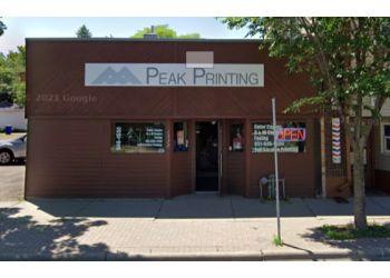 St Paul printing service Peak Printing