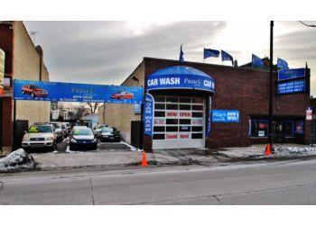Chicago auto detailing service Pearl Auto Spa