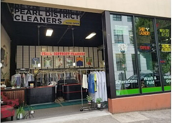 Portland dry cleaner Pearl District Cleaners