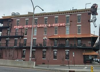 Buffalo sports bar Pearl Street Grill & Brewery