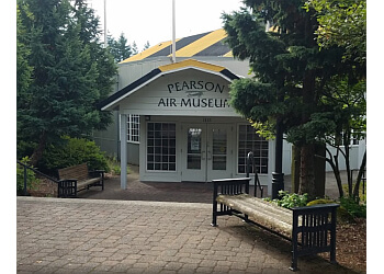 Vancouver places to see Pearson Air Museum