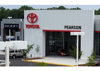 pearson toyota dealership newport news va autos post. Black Bedroom Furniture Sets. Home Design Ideas