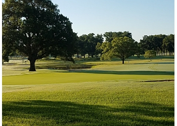 Fort Worth golf course Pecan Valley Golf Course