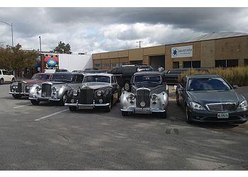 Kansas City limo service Pech Limousine