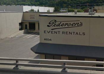 Seattle rental company Pedersens Rentals
