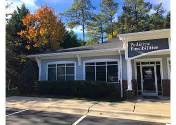 Raleigh occupational therapist Pediatric Possibilities