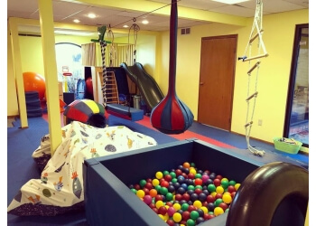 Columbus occupational therapist Pediatric Therapy Partners