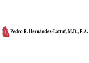 Amarillo cardiologist Pedro R. Hernandez-Lattuf, MD, PA