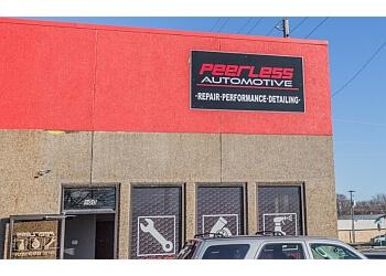 Olathe car repair shop Peerless Automotive