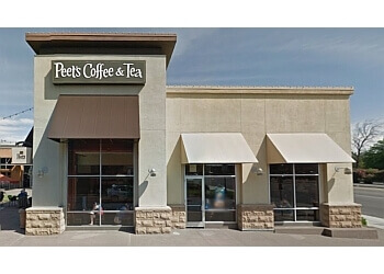 Stockton cafe Peet's Coffee