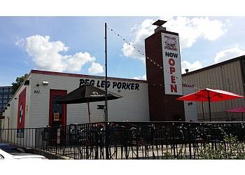 Nashville barbecue restaurant Peg Leg Porker BBQ