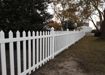 Hampton fencing contractor Pegram Fencing
