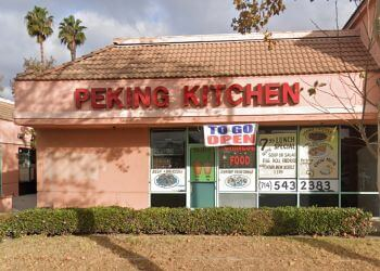 Santa Ana Chinese Restaurant Peking Kitchen