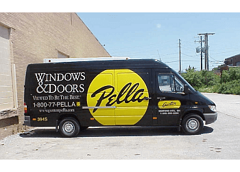 Akron window company Pella Windows and Doors