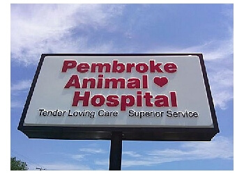 Hampton veterinary clinic Pembroke Animal Hospital INC.