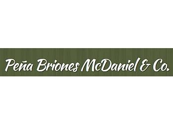 El Paso accounting firm Pena Briones Mc Daniel & Co PC