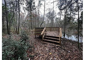 Augusta hiking trail Pendleton King Park