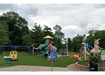 Kansas City public park Penguin Park