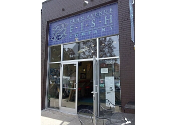 Pittsburgh seafood restaurant Penn Avenue Fish Company