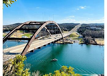 Austin landmark Pennybacker Bridge