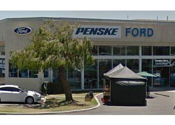Chula Vista car dealership Penske Ford Chula Vista